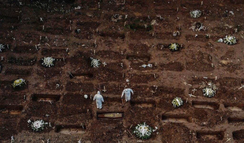 Brasil decreta tres días de luto
