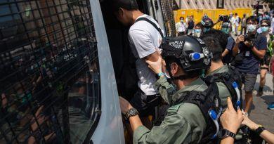 Regresan protestas a Hong Kong