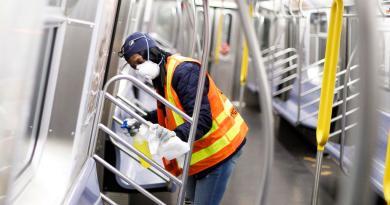 COVID-19 deja a neoyorquinos sin icónico subway de noche