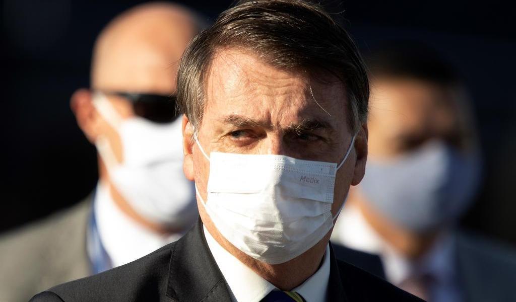 Llega a 43 % el rechazo al Gobierno de Bolsonaro