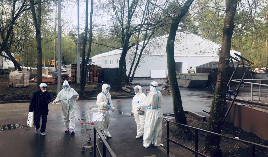 Acusa Rusia a medios occidentales de sensacionalismo ante pandemia