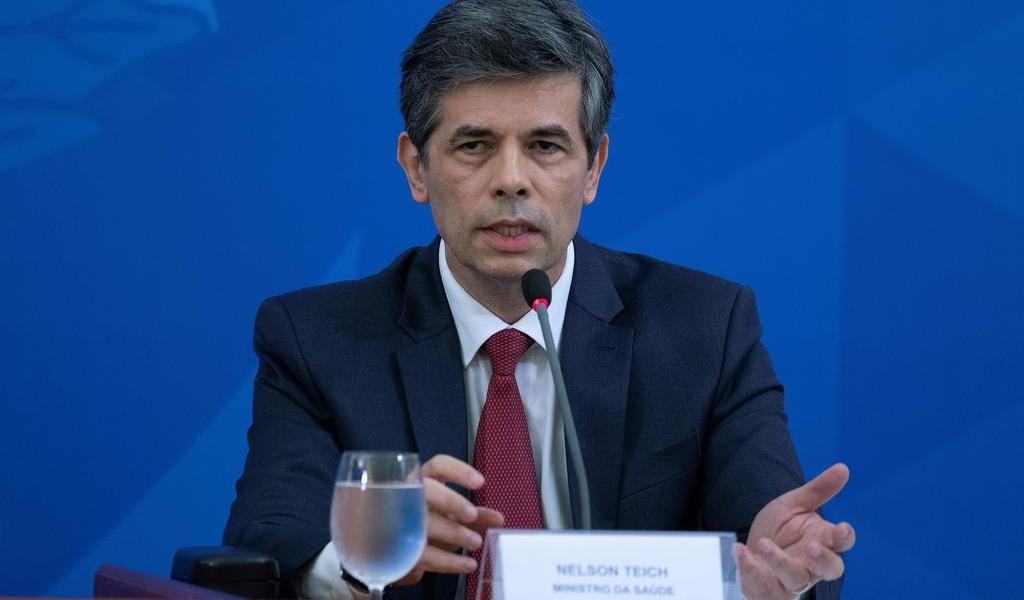 Ministro de Salud de Brasil renuncia con la pandemia en plena aceleración