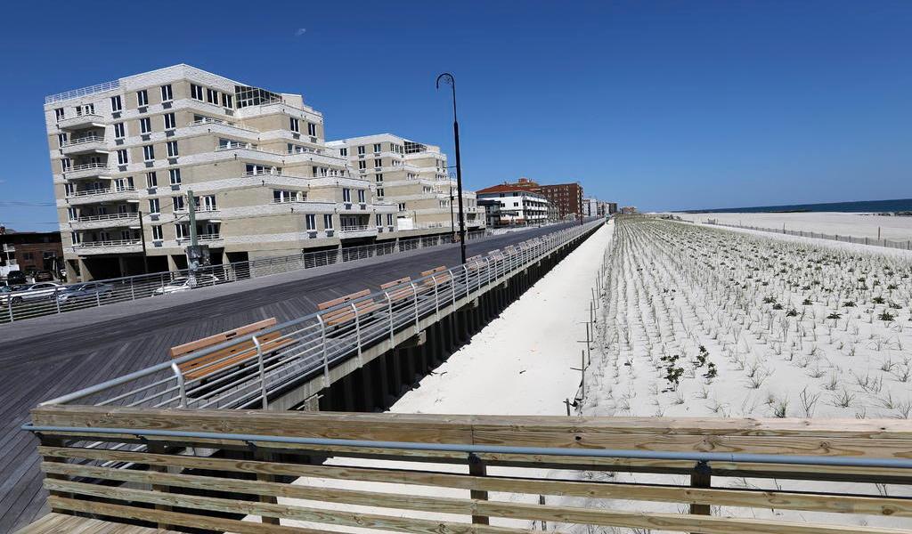 Reabrirá Nueva York playas el 22 de mayo