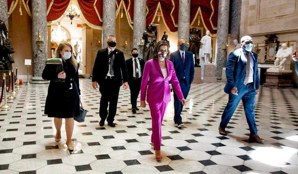 Aprueba Cámara de Representantes paquete por 3 billones de dólares