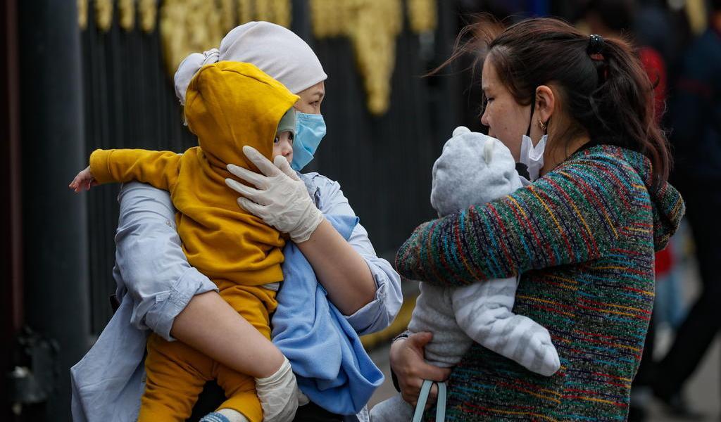 Supera Rusia los 280,000 casos confirmados de COVID-19
