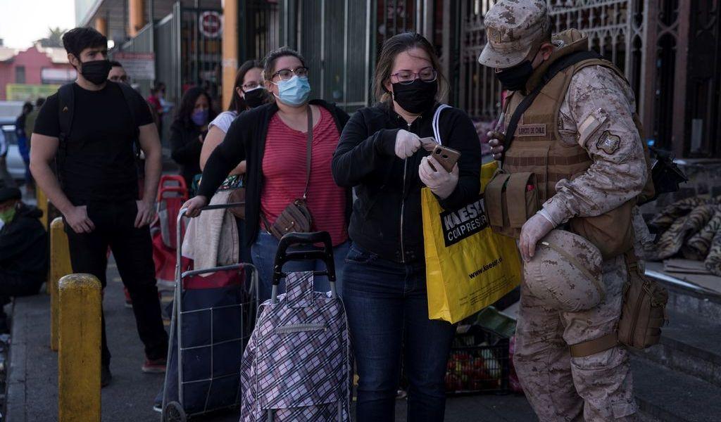 Se acerca LA a medio millón de enfermos