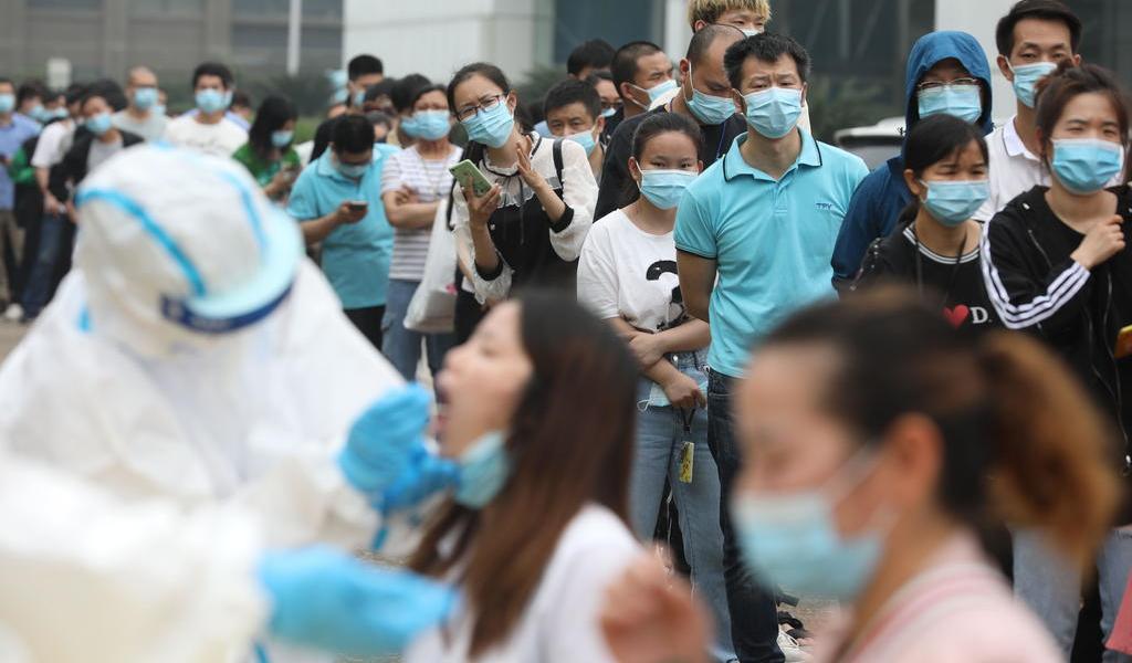 Wuhan baja su tasa de asintomáticos tras un millón de pruebas en una semana