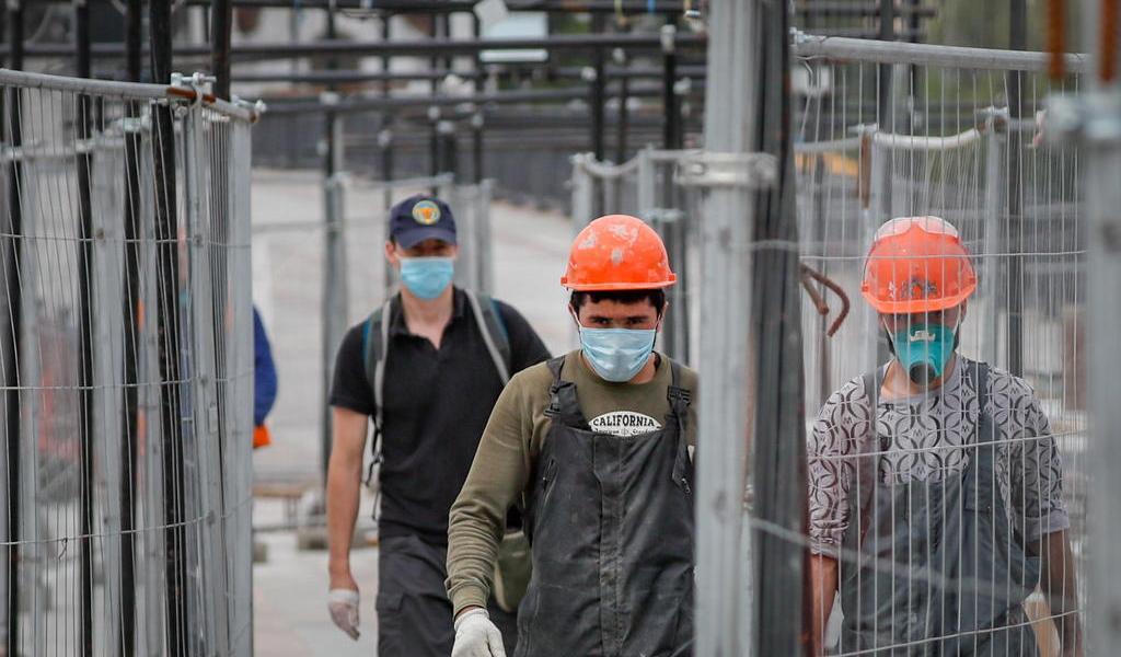 Rusia roza los 300,000 contagios y supera los 2,800 muertos por COVID-19