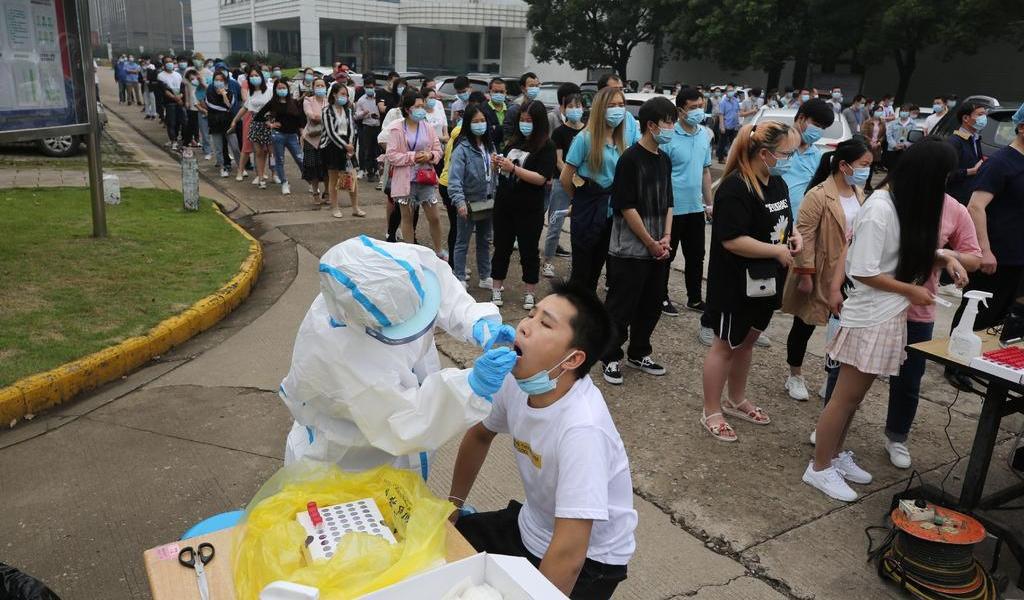COVID-19 remanente en Hubei no es altamente infeccioso: China