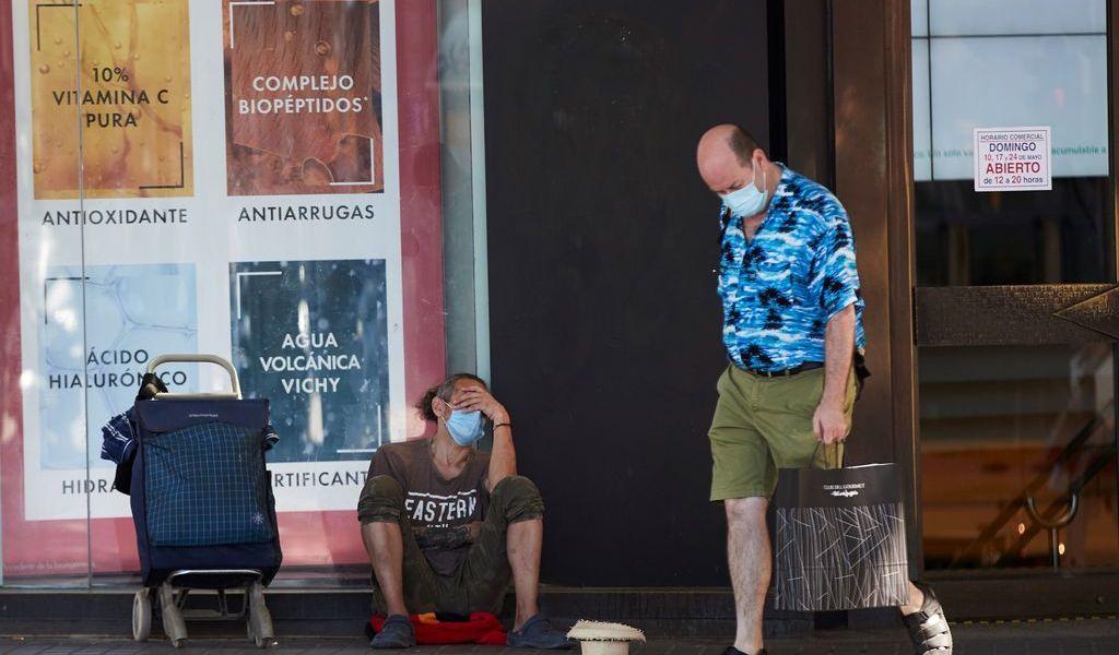Preocupados por desempleo tras coronavirus
