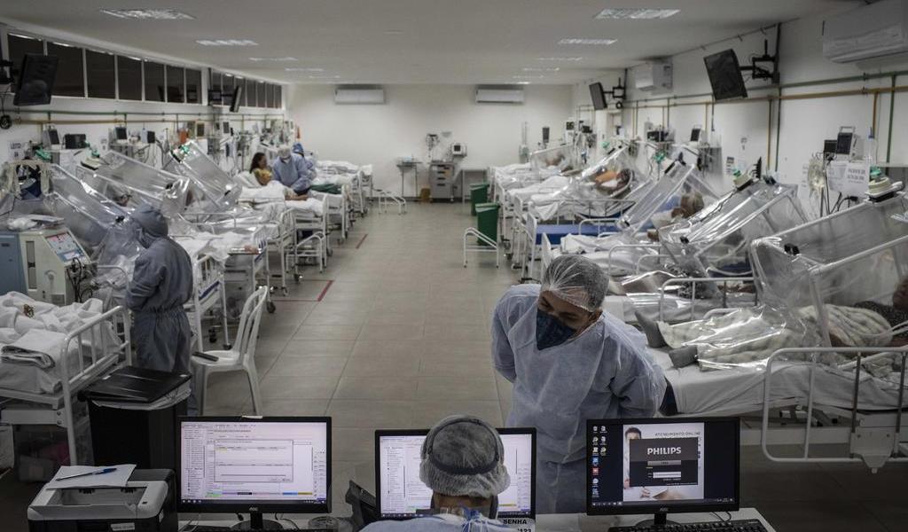 Bolsonaro y gobernadores dan primera señal de unidad ante el COVID-19