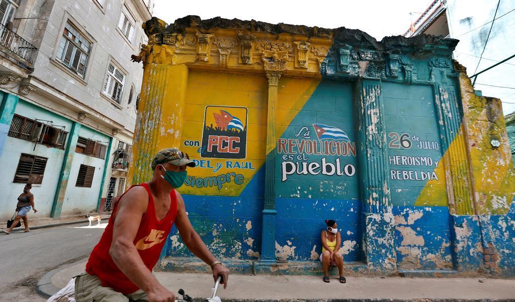 Registra Cuba un fallecimiento por COVID-19 tras semana sin muertes
