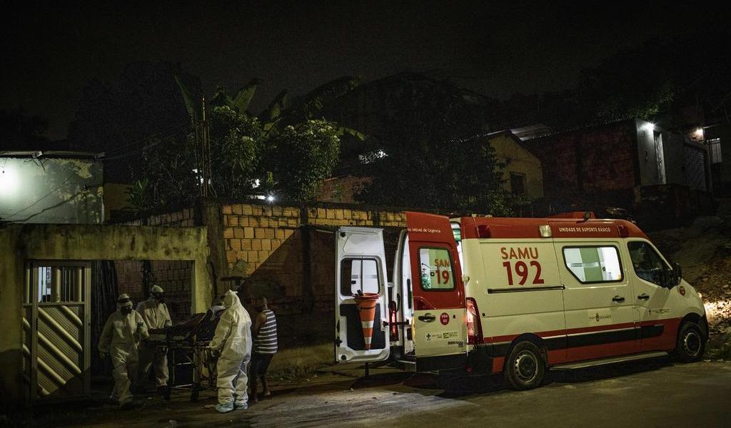 Teme Brasil impacto de COVID-19 en 7.8 millones de habitantes lejos de hospitales