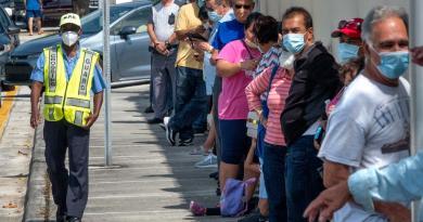 Suman más de 51 mil casos de COVID-19 en Florida