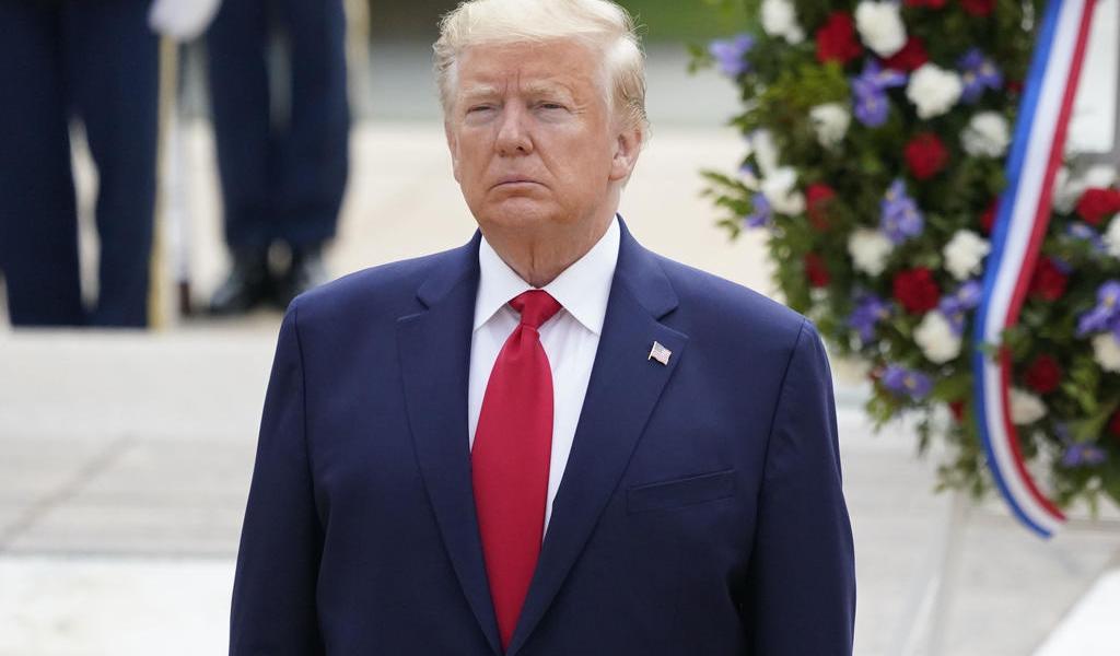 Donald Trump lanza amenaza a Twitter tras etiquetas de 'Fake News'