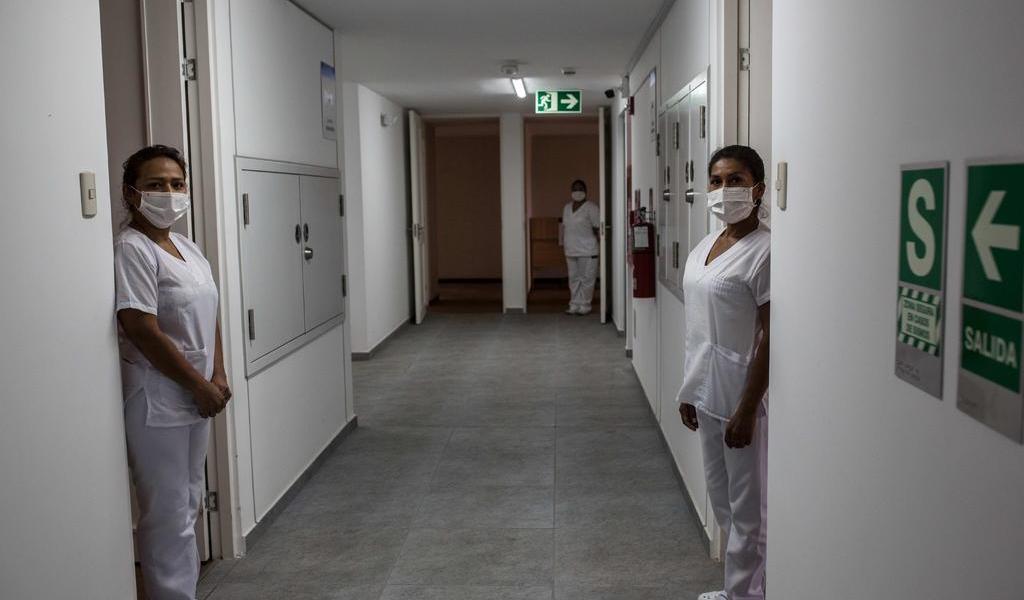 Prometía cura para el COVID-19; resulta contagiada