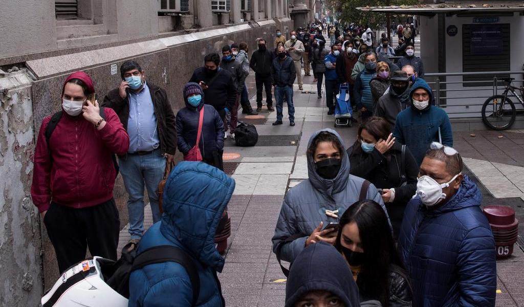 Chile supera a China en casos de COVID-19