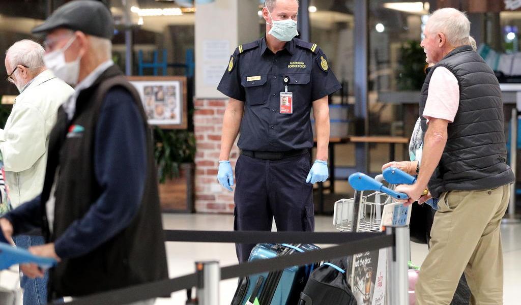 Nueva Zelanda reporta sólo un dígito de contagios desde marzo