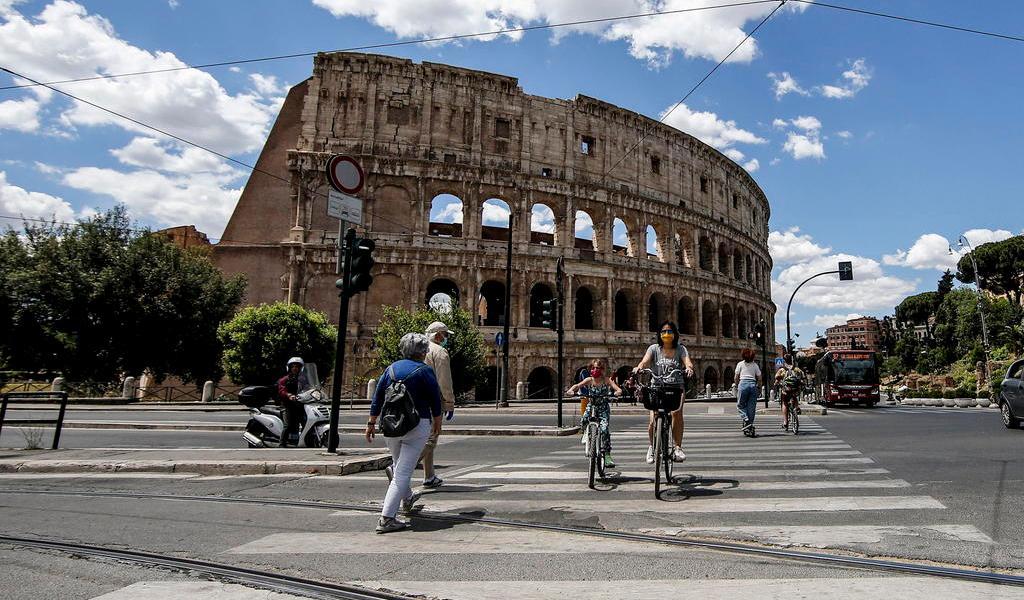 Instituto Superior de Sanidad italiano advierte de posible nueva ola en otoño