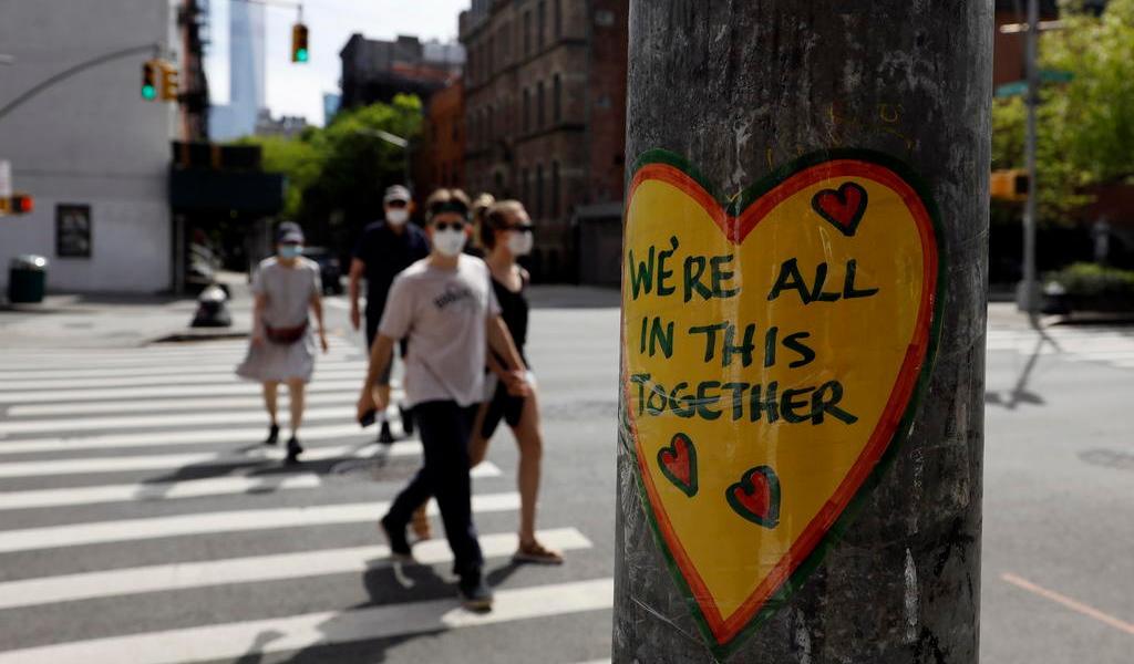 Comenzará Nueva York la reapertura de la ciudad el 8 de junio