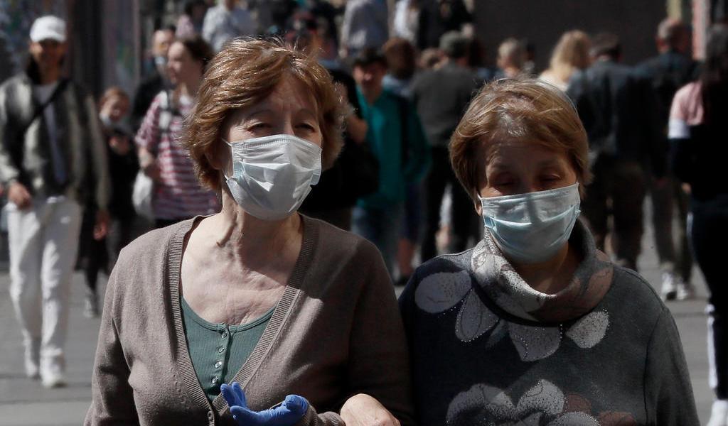 Supera Rusia los 400,000 contagios confirmados de COVID-19