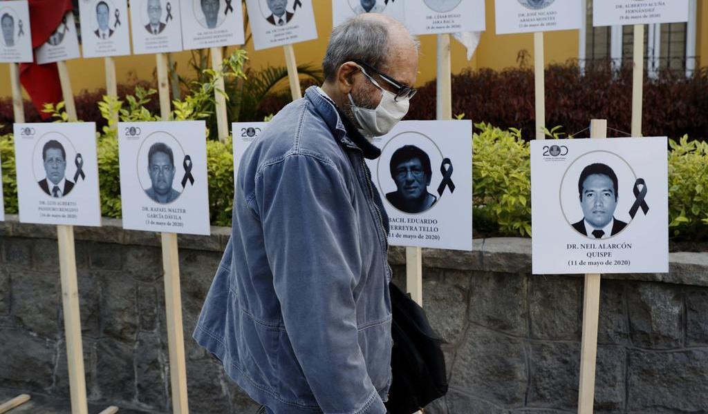Avanza pandemia de COVID-19 en Latinoamérica