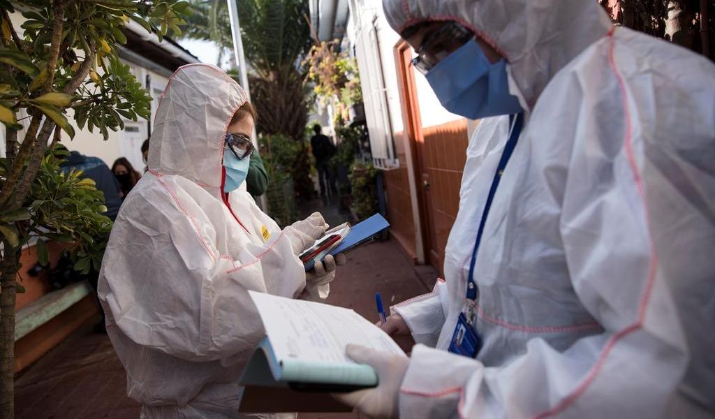 Alcanza Chile récord de 59 muertes por COVID-19 en las últimas 24 horas