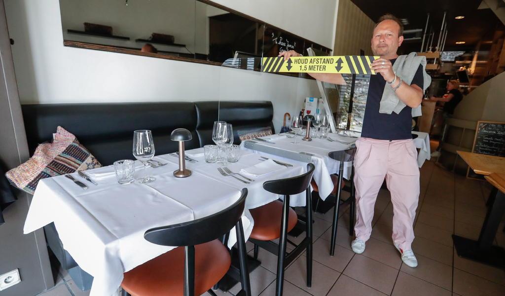 Reabrirá Bélgica restaurantes, hoteles y gimnasios el 8 de junio