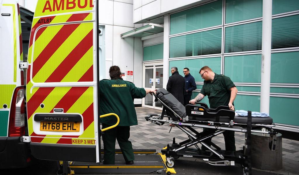 Reino Unido contabiliza otros 202 fallecimientos por COVID-19