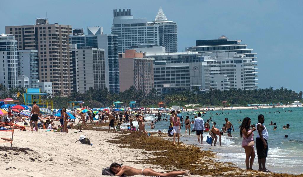 Va Florida de récord en récord en contagios nuevos de COVID-19