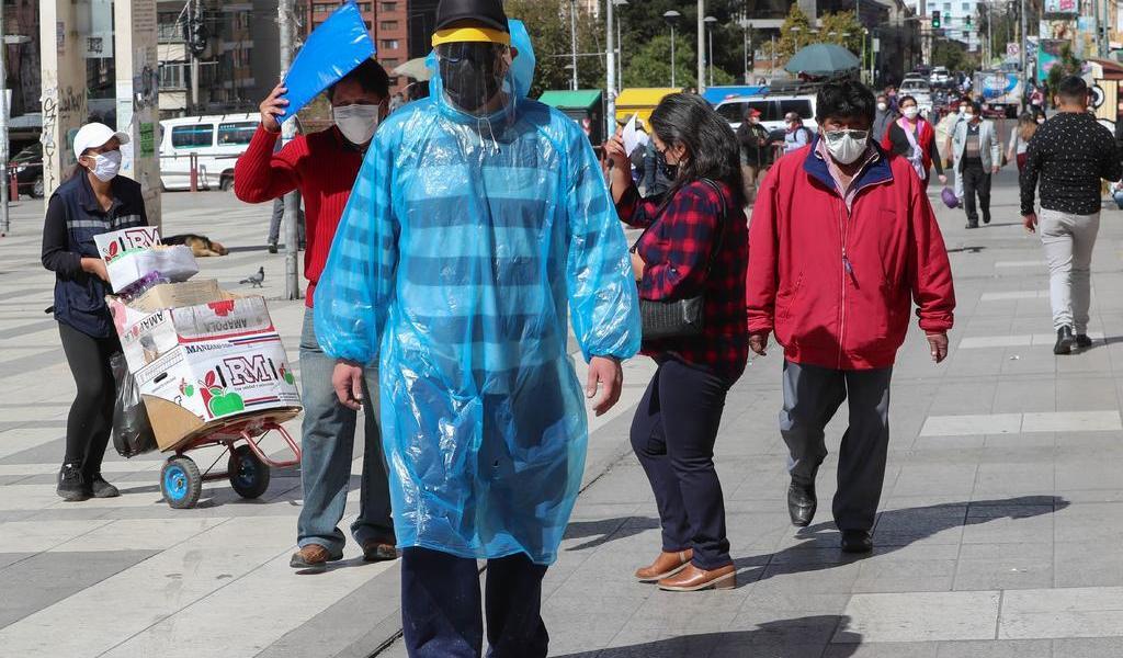 Llega Bolivia a las cifras más altas de contagios de COVID-19 luego de tres meses