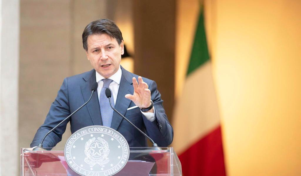 Primer ministro italiano responde ante la Fiscalía por la pandemia