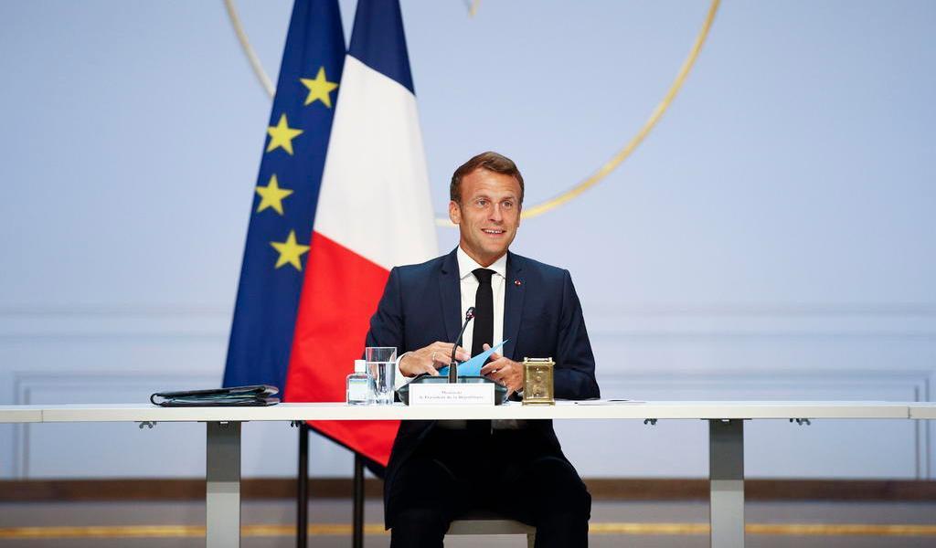 Ordena Macron el regreso de todos los niños a los colegios desde el 22 de junio
