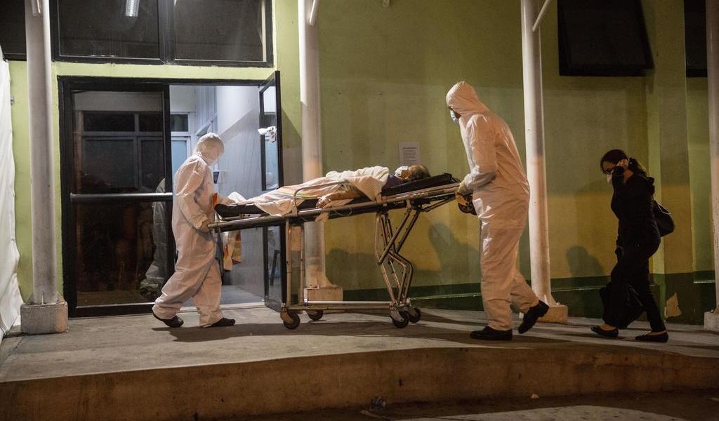 Se acerca Guatemala a las 400 muertes por COVID-19