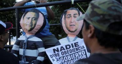 Caen dos por facilitar sobornos en Honduras para el Cártel de Sinaloa