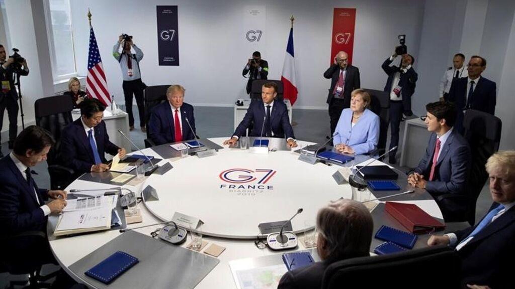 El G7 solicita a China reconsiderar ley de HK