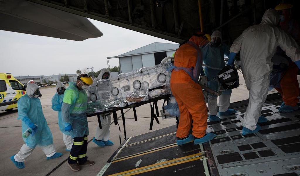 Suma Chile otros 4,475 casos de COVID-19; se acerca a Italia en total de contagios
