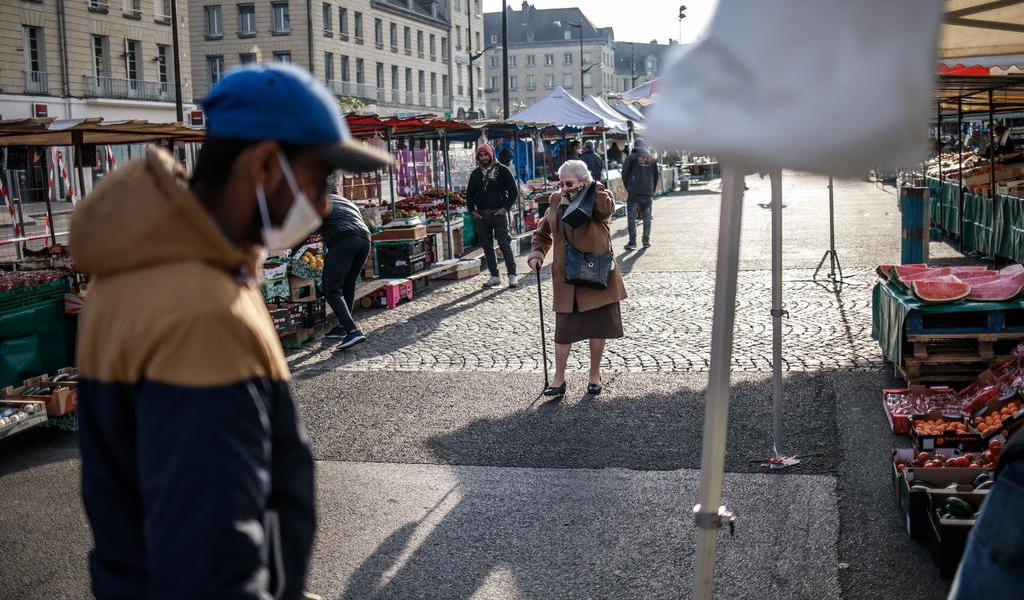 Registra Francia 57 muertes por COVID-19 en las últimas 24 horas