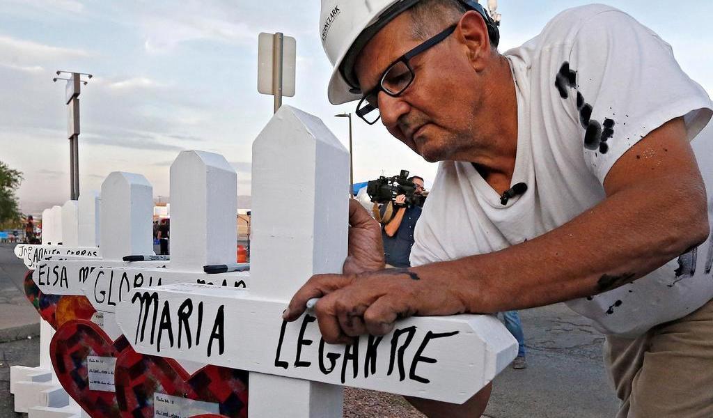 Imputan otro homicidio a autor de tiroteo en El Paso
