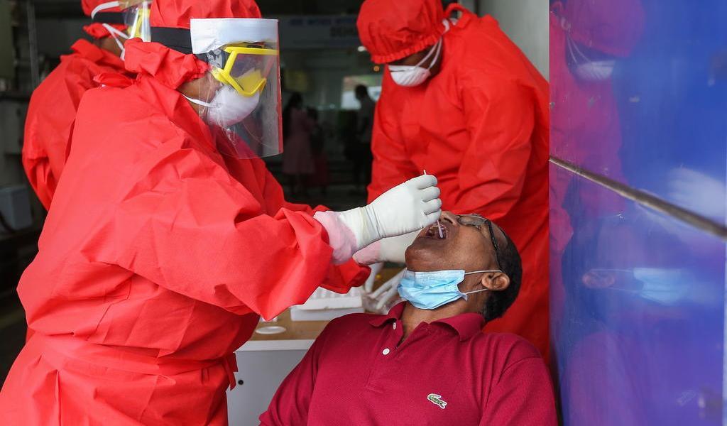 Casos de COVID-19 se acercan a los 9.5 millones en el mundo