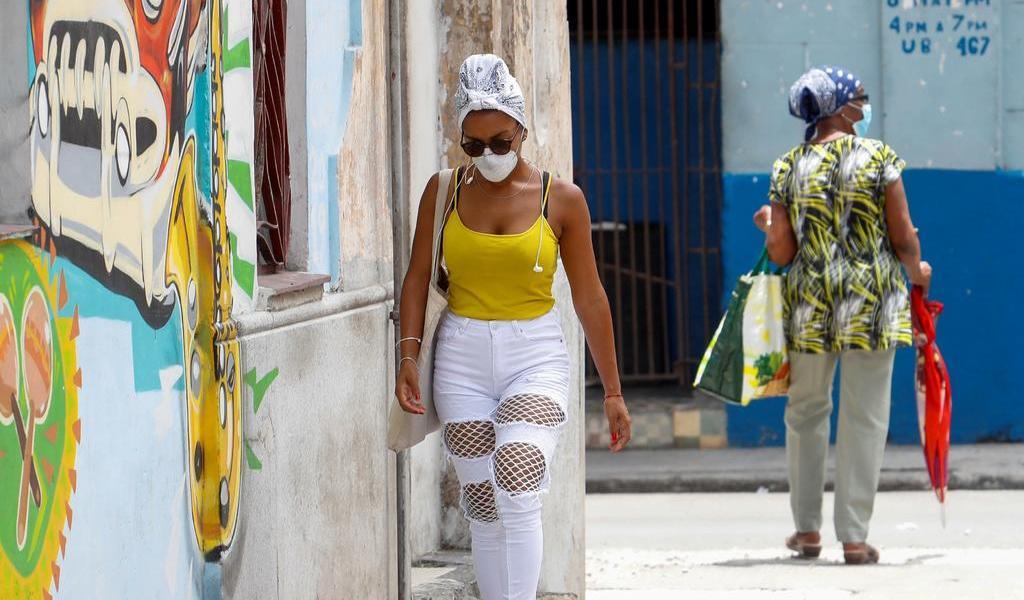 Suma Cuba ocho nuevos contagios de COVID-19; todos en La Habana