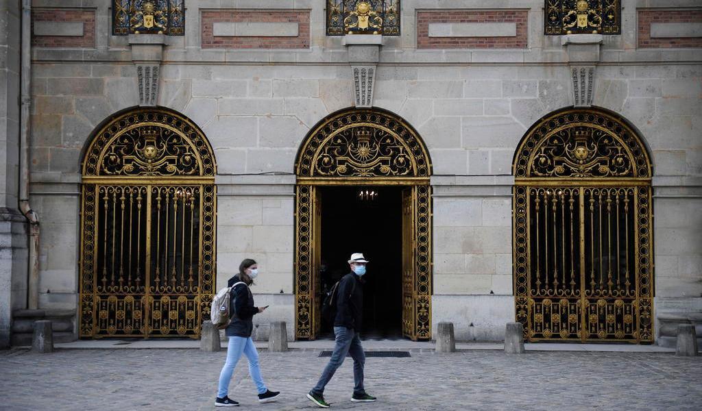 Registra Francia 35 muertes por COVID-19 en las últimas 24 horas