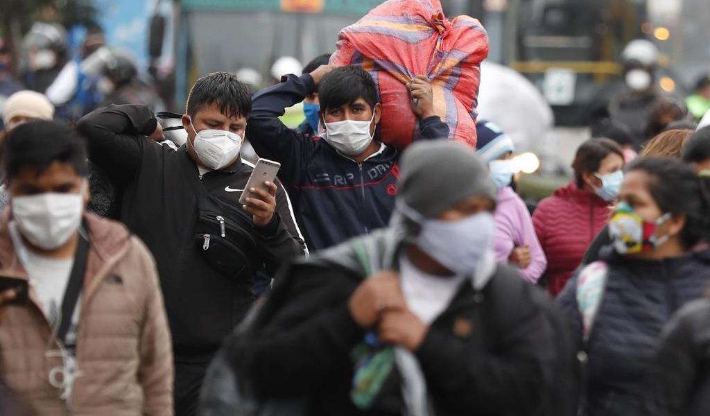 Suma Perú unas 34 mil muertes 'inusuales' desde la llegada del COVID-19