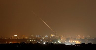 Israel bombardea Hamás, en Gaza