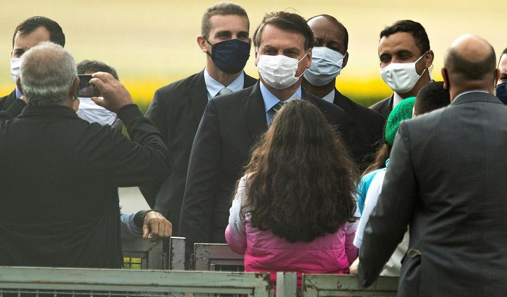 Se someterá Bolsonaro a nuevo test de COVID-19