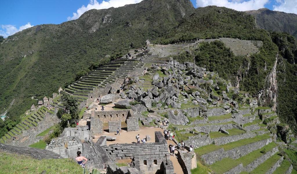 Recibirá Machu Picchu menos turistas tras la crisis por COVID-19