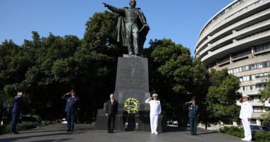 ¿Cómo acabó una estatua de Benito Juárez en la capital de EUA?