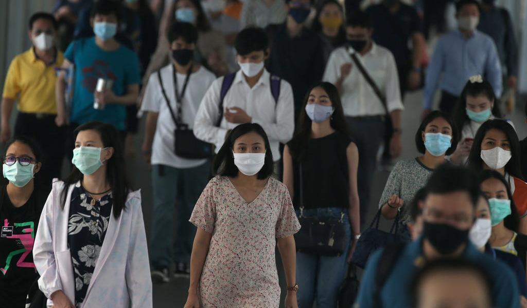 Probará Tailandia vacuna contra COVID-19 en personas a partir de noviembre