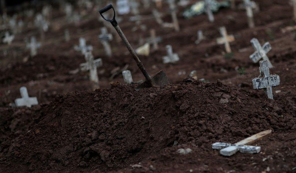 Muertes caen hace 4 semanas en Río de Janeiro