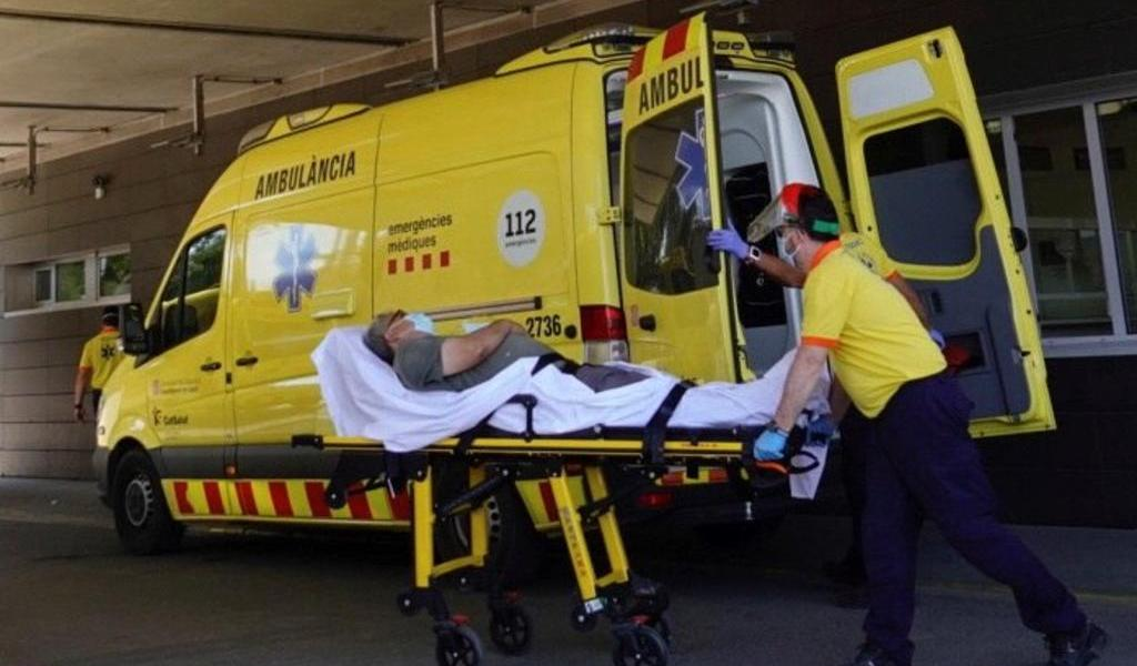 Registra Cataluña más de 900 casos de COVID-19 en las últimas 24 horas